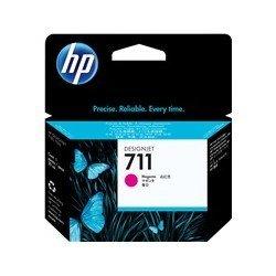 Cartucho Ink-Jet HP 711 magenta 29 ml