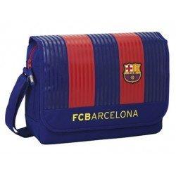 "Bandolera F.C. Barcelona para ordenador portatil 15, 6"" 40x11,5x29 cm 1º Equipación"