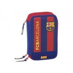 Plumier F.C. Barcelona 12,5x6x20,5 cm 1º Equipación