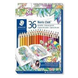 Lapices de colores Staedtler Edicion Johanna Basford Caja 36 colores