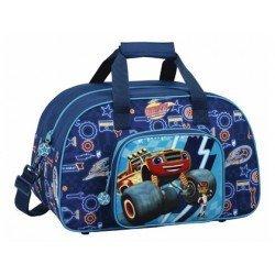 Bolsa Deporte Blaze 40x24x23 color azul