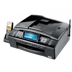 """EQUIPO MULTIFUNCION BROTHER MFC990C 27/22PPM CL/NE, USB 2 COPIADORA ESCANER PLANO FAX LCD 4.2"""""""" ADF 15 HOJAS"""