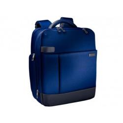 """Maletin para portatil 15,6"""" Leitz Backpack Smart Traveler azul"""