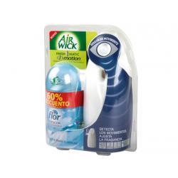 Ambientador Air wick freshmatic incluye recambio