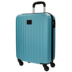 Maleta de Cabina 55x40x20 cm Rígida con 4 ruedas Pepe Jeans Azul Celeste