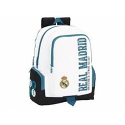 Mochila escolar Real Madrid 43x32x15 cm 1 Equipación 17/18