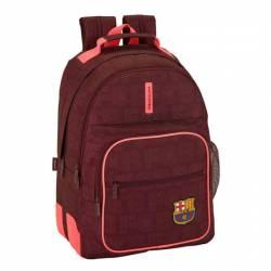 Mochila escolar F.C. Barcelona 42x32x15 cm 3 Equipación 17/18