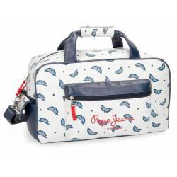 Bolsa de viaje 45x25x24 cm en Piel Sintetica Pepe Jeans Feli