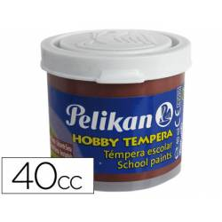 Tempera Pelikan siena 40 cc