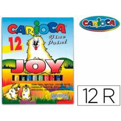 Rotulador Carioca Joy finos lavables caja de 12 rotuladores