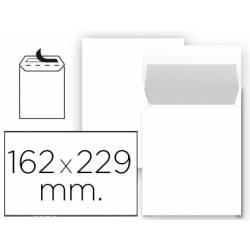 Sobre bolsa Liderpapel C5 blanco 162x229 mm Caja 25